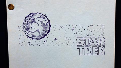 Antiques Roadshow -- Appraisal: Star Trek Treatment & Script, ca. 1964