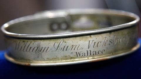 Antiques Roadshow -- S17 Ep17: Appraisal: Vicksburg Engraved Dog Collar, ca. 1860