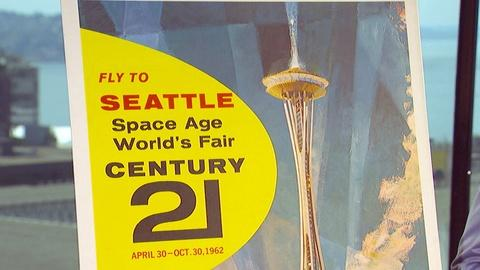 Antiques Roadshow -- S17 Ep17: Field Trip: World's Fair Posters: Space Needle
