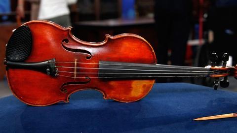 Antiques Roadshow -- S17 Ep18: Appraisal: 1901 George Gemünder American Violin
