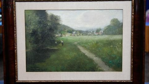 Antiques Roadshow -- S13 Ep1: Appraisal: 1906 William Keith Oil Painting