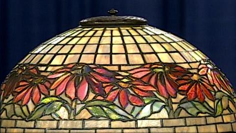 Antiques Roadshow -- S17 Ep22: Appraisal: Tiffany Studios Lamp, ca. 1909