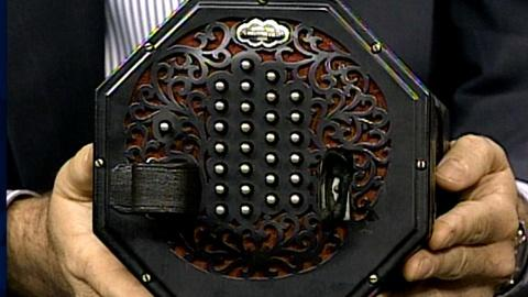 Antiques Roadshow -- S17 Ep22: Appraisal: Charles Wheatstone Concertina