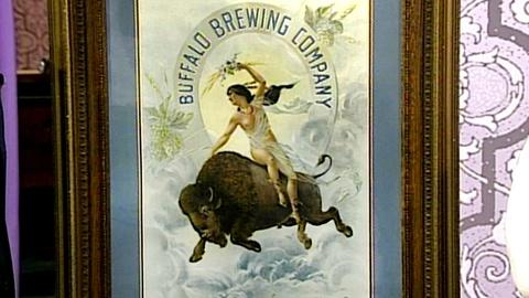 Antiques Roadshow -- S17 Ep22: Appraisal: Buffalo Brewing Co. Advertisement