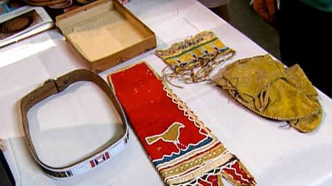 Antiques Roadshow -- S17 Ep22: Appraisal: Eastern Sioux Tobacco Bag, ca. 1840