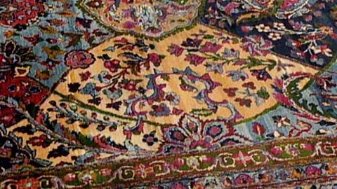 Antiques Roadshow -- S17 Ep23: Appraisal: Kirman Carpet, ca. 1910