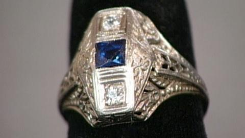 Antiques Roadshow -- S17 Ep23: Appraisal: French-Cut Diamond Ring
