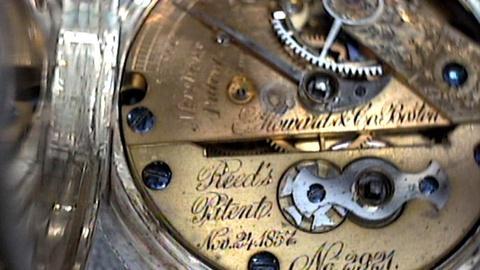 Antiques Roadshow -- S17 Ep23: Appraisal: E. Howard Pocket Watch, ca. 1861
