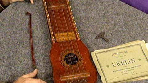 Antiques Roadshow -- S17 Ep23: Appraisal: International Music Co. Ukelin