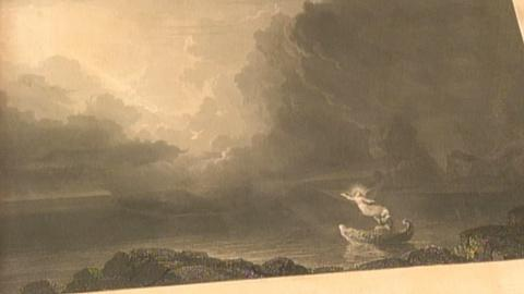 """Antiques Roadshow -- S17 Ep23: Appraisal: """"Voyage of Life"""" Engravings, ca. 1855"""