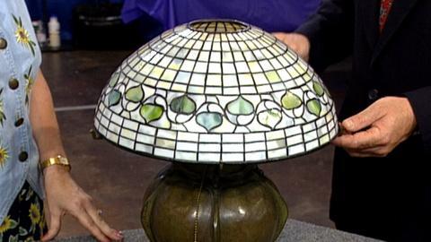 Antiques Roadshow -- S17 Ep23: Appraisal: Tiffany Lamp, ca. 1904