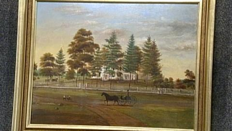 Antiques Roadshow -- S17 Ep24: Appraisal: 1862 American School Painting