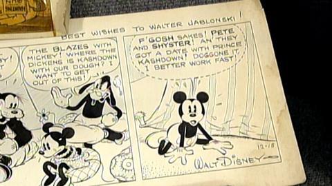 Antiques Roadshow -- S17 Ep24: Appraisal: Comic Strips, ca. 1930