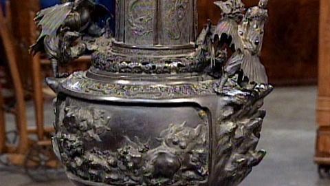Antiques Roadshow -- S17 Ep25: Appraisal: Japanese Temple Vase