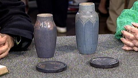 Antiques Roadshow -- S17 Ep25: Appraisal: Newcomb College Pottery, ca. 1928
