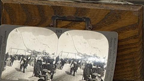 Antiques Roadshow -- S17 Ep25: Appraisal: Tabletop Stereo Viewer, ca. 1870
