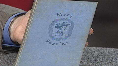 """Antiques Roadshow -- S17 Ep25: Appraisal: Inscribed First Ed. """"Mary Poppins"""""""
