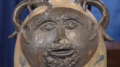 Antiques Roadshow -- S17 Ep25: Appraisal: 19th-Century Folk Art Jug