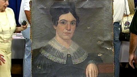 Antiques Roadshow -- S17 Ep26: Appraisal: American School Portrait, ca. 1820