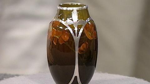 Antiques Roadshow -- Appraisal: 1903 Rookwood Vase