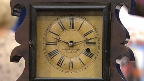 Antiques Roadshow -- S17 Ep26: Appraisal: Wall Acorn Clock