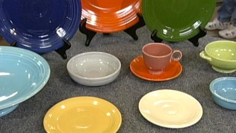 Antiques Roadshow -- S17 Ep26: Appraisal: Homer Laughlin Fiesta Dinnerware