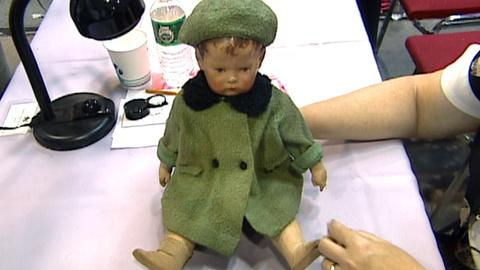 Antiques Roadshow -- S17 Ep26: Appraisal: Kathe Kruse Doll One