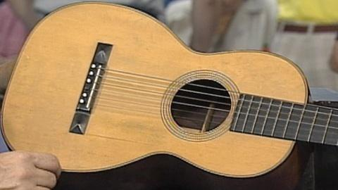 Antiques Roadshow -- S17 Ep27: Appraisal: 19th C. Martin Guitar