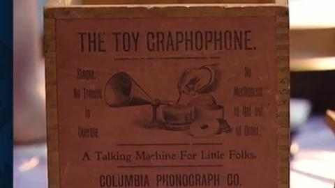 Antiques Roadshow -- S17 Ep27: Appraisal: Columbia Toy Graphophone
