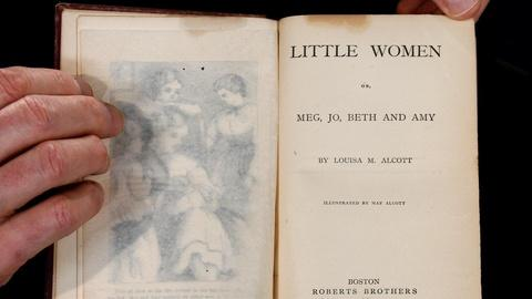 "Appraisal: 1869 ""Little Women"" Books"