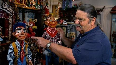 Antiques Roadshow -- S13 Ep5: Bonus Footage: The History of Making Marionettes