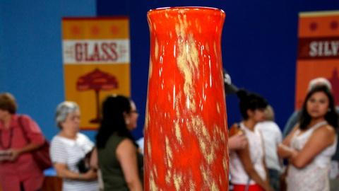 Antiques Roadshow -- S16 Ep10: Appraisal: 20th-Century Schneider Monumental Vase