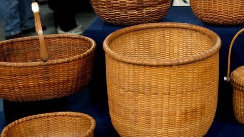 Antiques Roadshow -- S15 Ep11: Appraisal: Nantucket Baskets