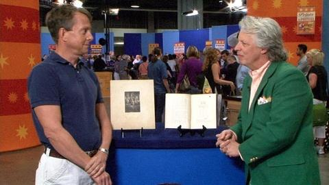 Antiques Roadshow -- S15 Ep18: Web Appraisal: Thomas Sully Painting Table