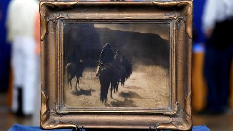 Antiques Roadshow -- S16 Ep5: Appraisal: Edward Curtis Orotones, ca. 1908