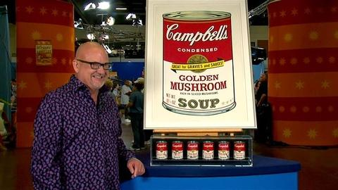 Antiques Roadshow -- S16 Ep11: Interview with the Signed Andy Warhol Collection O