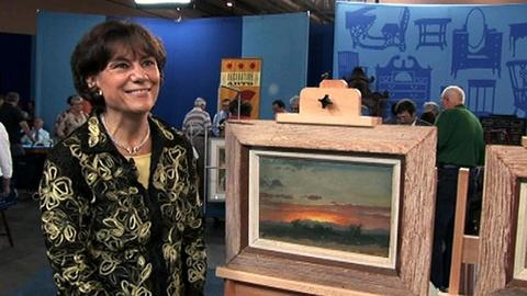 Antiques Roadshow -- S13 Ep14: Caring for Your Paintings: Expert Interview