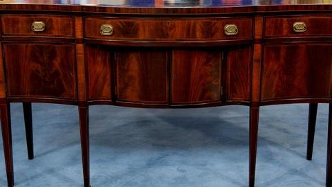 Antiques Roadshow -- S15 Ep13: Appraisal: Early 20th C. Federal-Style Sideboard