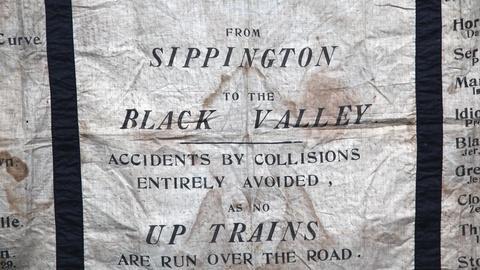 Antiques Roadshow -- S15 Ep18: Appraisal: Temperance Banner, ca. 1840