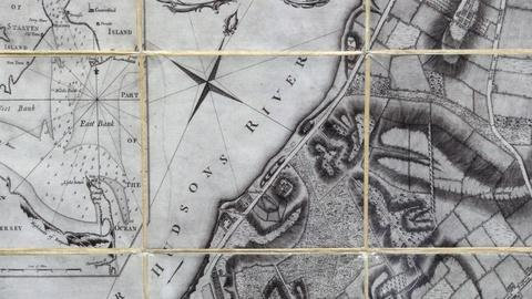 Antiques Roadshow -- S16 Ep15: Appraisal: 1775 John Montresor Map of New York Cit