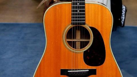 Antiques Roadshow -- S16 Ep5: Appraisal: 1950 Martin D-28 Guitar
