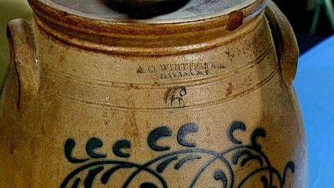 Antiques Roadshow -- S15 Ep20: Appraisal: 1863 New York Butter Churn