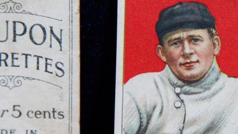 Antiques Roadshow -- S15 Ep13: Appraisal: Tobacco Card Collection, ca. 1910