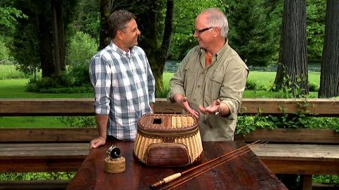 Antiques Roadshow -- S16 Ep4: Field Trip: Antique Fly Fishing Equpment