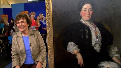 Antiques Roadshow -- S15 Ep4: Owner Interview: Henri Oil Painting