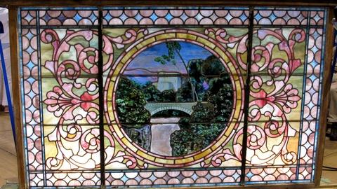 Antiques Roadshow -- S16 Ep4: Appraisal: 20th C. Stained Glass Window