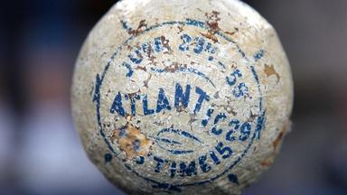Appraisal: 1859 Brooklyn Atlantics Presentation Baseball