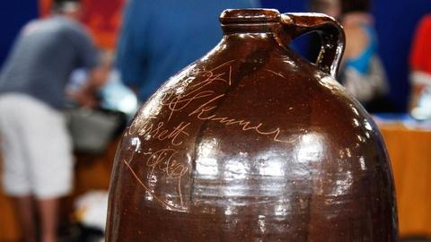 Antiques Roadshow -- Appraisal: Signed Alabama Stoneware, ca. 1880