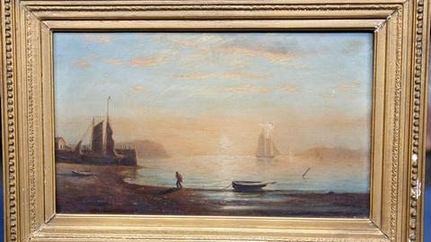 Antiques Roadshow -- S17 Ep21: Appraisal: Charles Gifford Oil Painting, ca. 1880