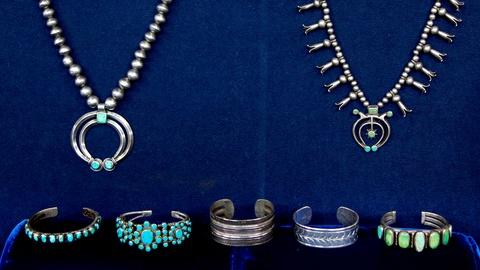 Antiques Roadshow -- S17 Ep21: Appraisal: Navajo Jewelry Collection, ca. 1900